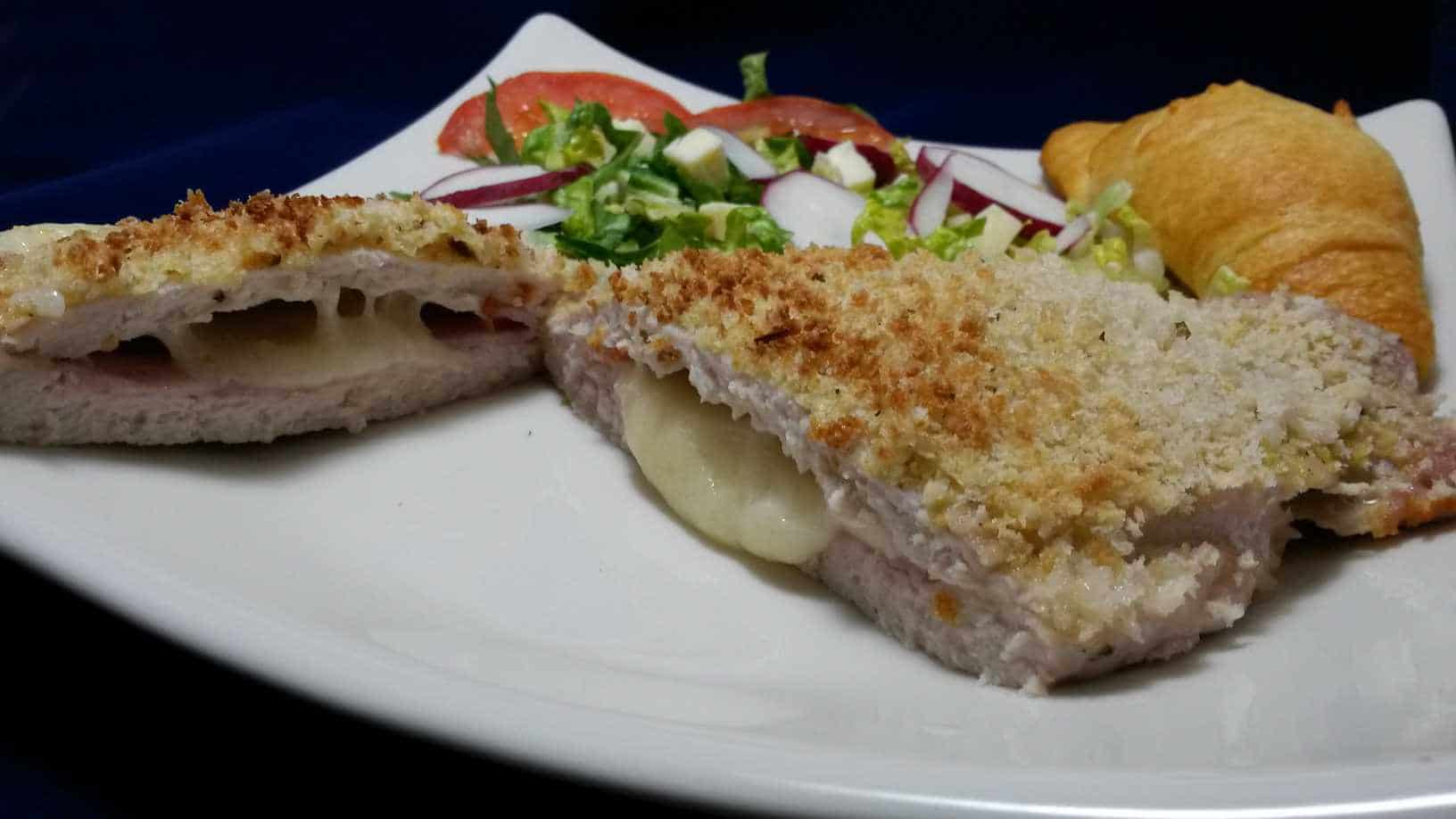 Pistachio-Crusted Pork Chops images