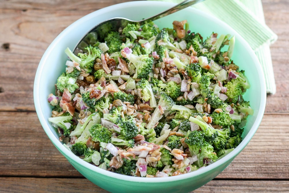 Broccoli Salad3