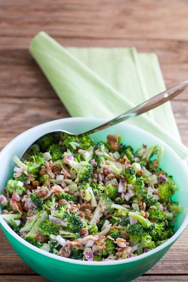 Broccoli Salad4
