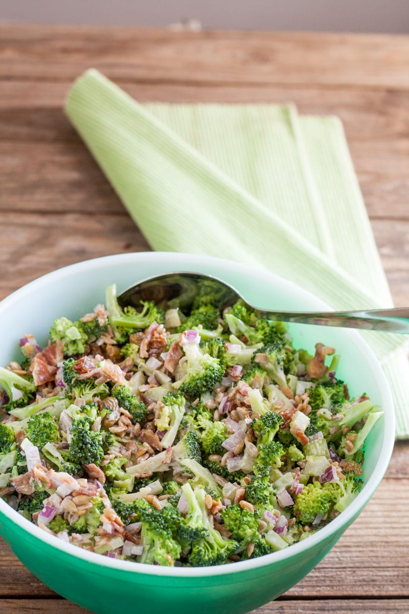 Broccoli Salad6