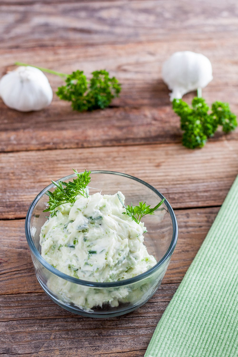 Garlic Scape Herb Compound Butter6