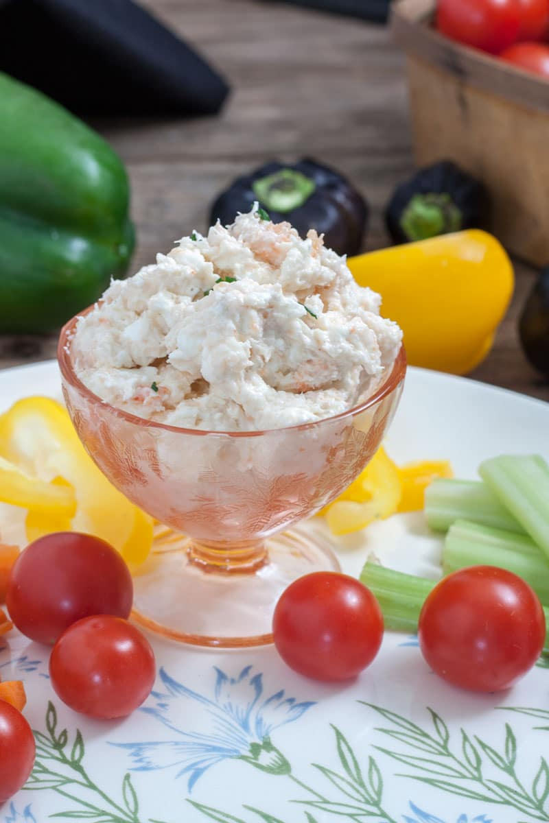 shrimp dip for parties for easy July 4th recipes
