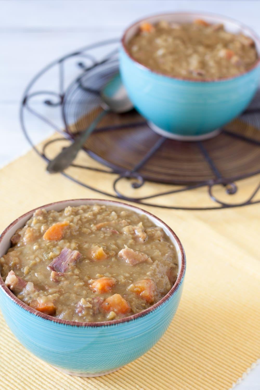 recipe: venison split pea soup [30]