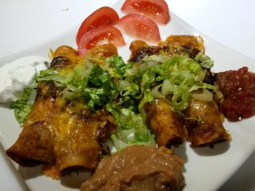 Authentic Red Sauce for Enchiladas