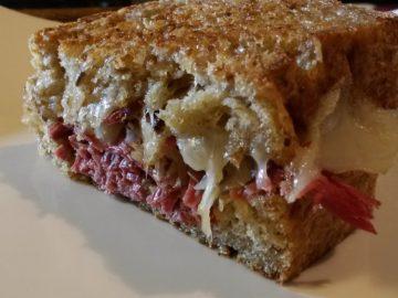 Homemade Reuben Sandwiches on YouTube