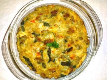 Crab, Artichoke and Spinach Dip