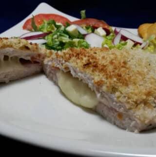 Pork Loin Cordon Bleu