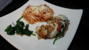 Wild Rabbit Loin Recipe – Parmigiana