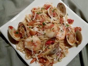 Seafood Medley Fra Diavolo