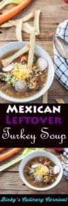 Mexican Turkey Soup Pin