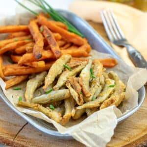 Fried Smelt – Pan Fried in 5 minutes!