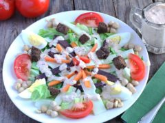 Reuben Dinner Salad