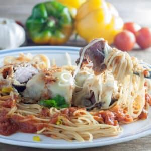 Venison Loin Recipe – Parmesan Style