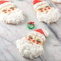 Santa Claus Cut Out Cookie Recipe