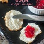 Plum jam Pinterest image