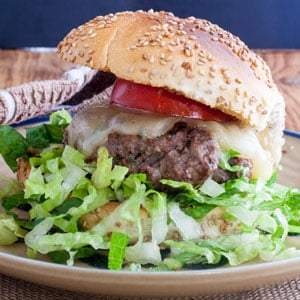 Venison Burger -Cooking Great Deer Burgers!