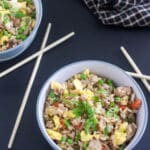 Pork Fried Rice – Chinese Takeout Style